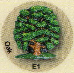 E1 オーク