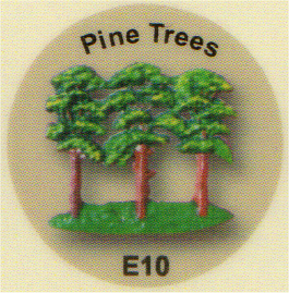 E10 マツの木