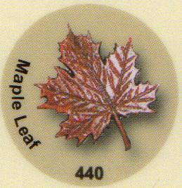 440 カエデの葉