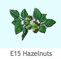 E15 ヘーゼルナッツ