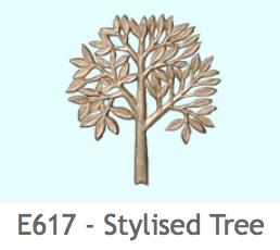 E617 木のイラスト