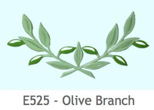 E525 オリーブの枝