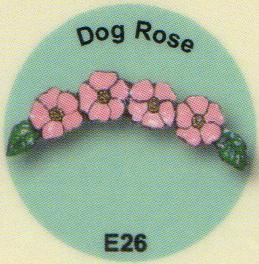 E26 ドッグローズ(イヌバラ)