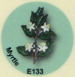 E133 マートル(ギンバイカ)