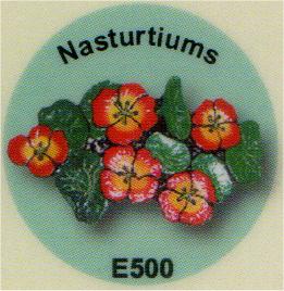 E500 ナスタチウム(金蓮花)