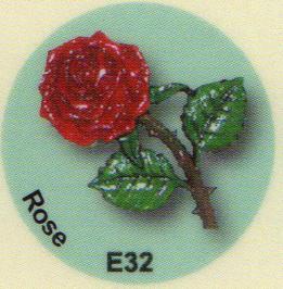 E32 バラ