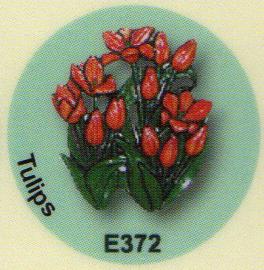 E372 チューリップ