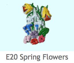 E20 スプリングフラワー