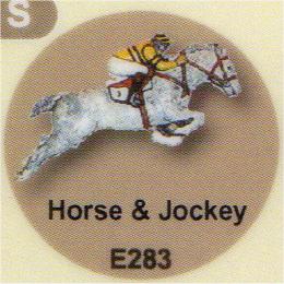 E283 馬と騎手