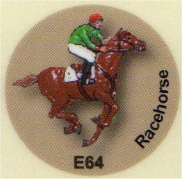 E64 競走馬