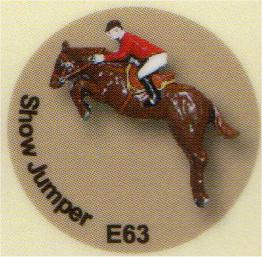 E63 ショージャンパー