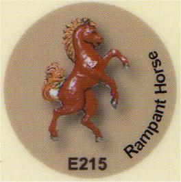 E215 馬(立ち姿)