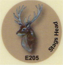 E205 シカ