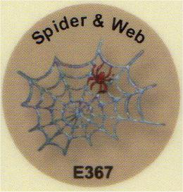 E367 クモとクモの巣