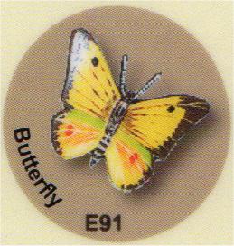 E91 蝶々