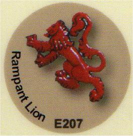 E207 ライオン(立ち姿)