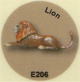 E206 ライオン