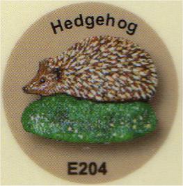 E204 ハリネズミ