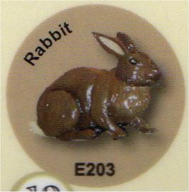 E203 ウサギ