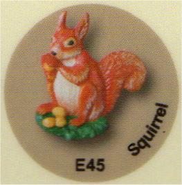 E45 リス