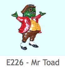 E226 Mr.Toad(ヒキガエル)