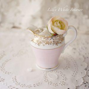 Royal Stuart ロイヤルスチュアート シュガーピンクとお花のクリーマー